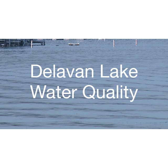 Delavan Lake Water Quality